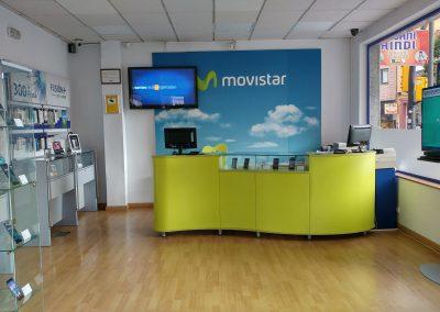 Tienda Movistar Gijón