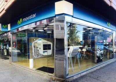 Tienda Movistar León