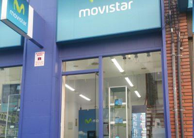 Tienda Movistar en Gijón