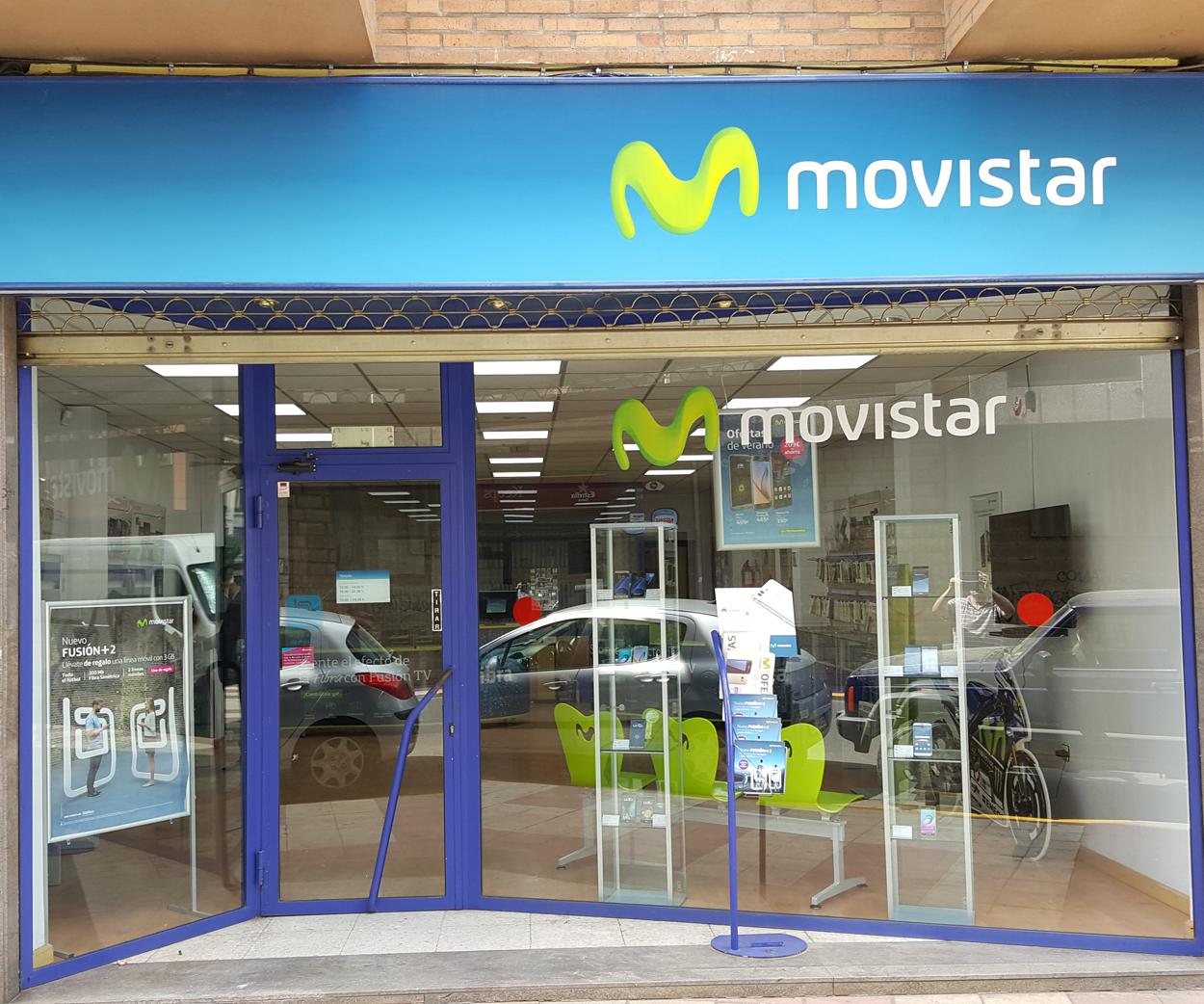 Tienda Movistar La Bañeza
