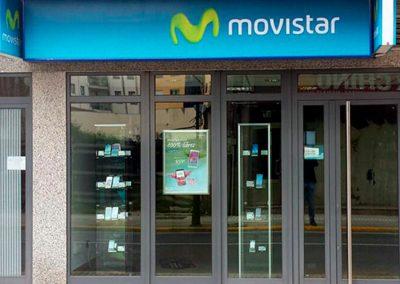 Tienda Movistar en Sada