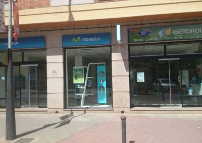 tienda iberdrola Astorga