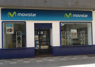 tienda Movistar Valencia de Don Juan