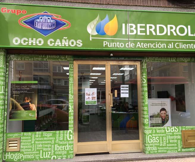 Comercial Iberdrola para Pymes | Burgos