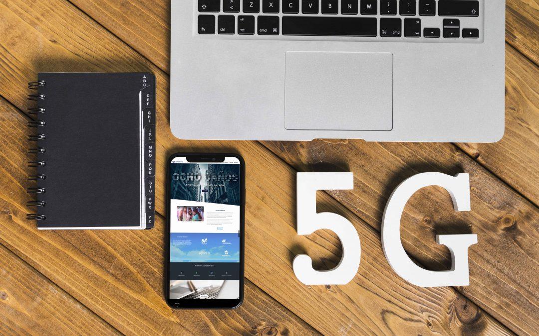 5G, un mundo de posibilidades