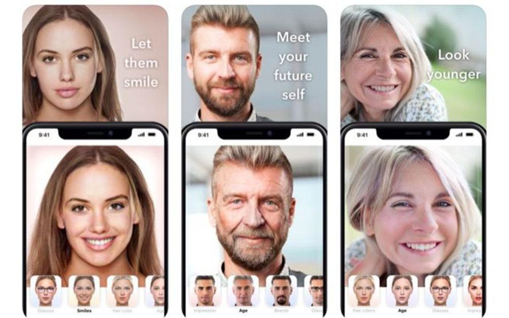 Hacerte viejo con FaceApp te pone arrugas y te trae problemas
