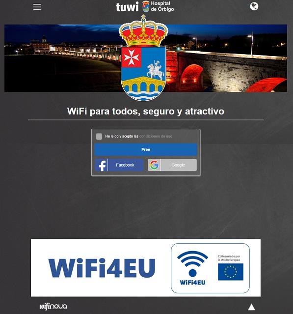 El WIFI4EU llegó a Hospital de Órbigo