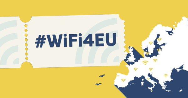 WIFI4EU, una nueva oportunidad de tener WIFI gratis en tu localidad