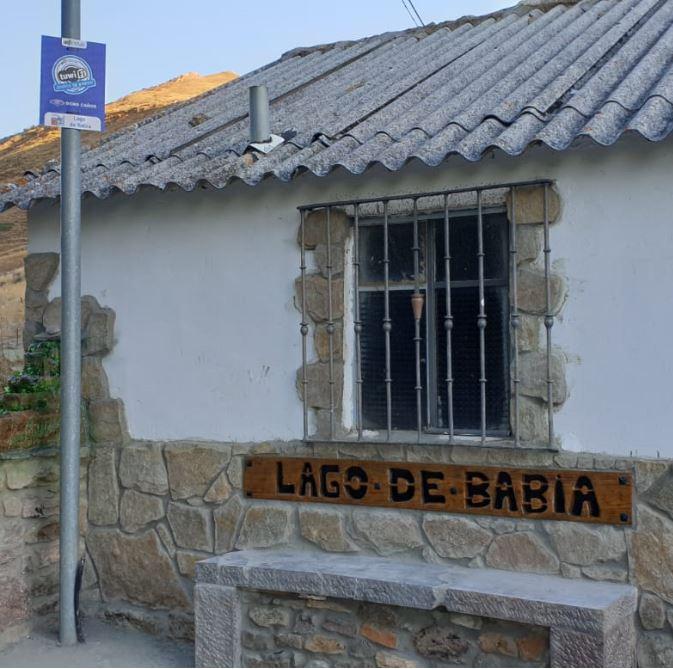 «El Lago de la Cultura» en Lago de Babia
