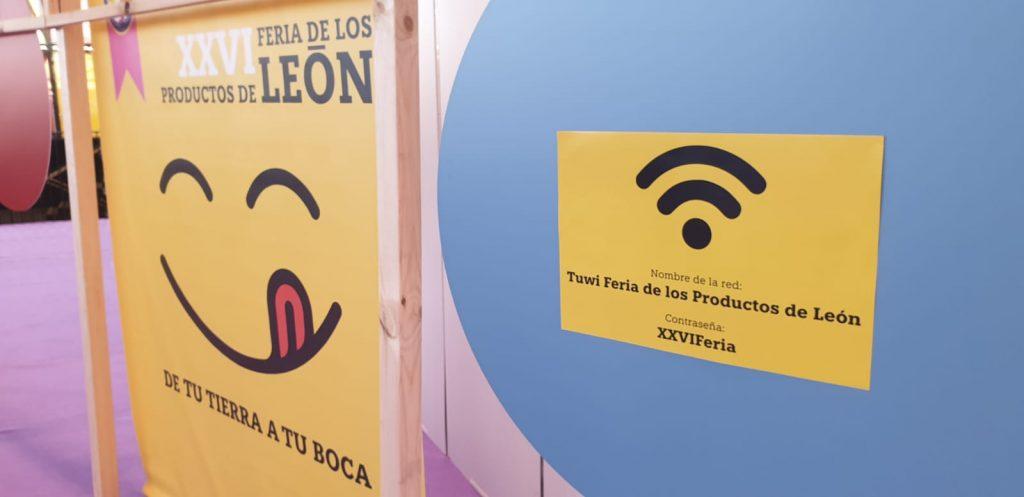 Feria productos León