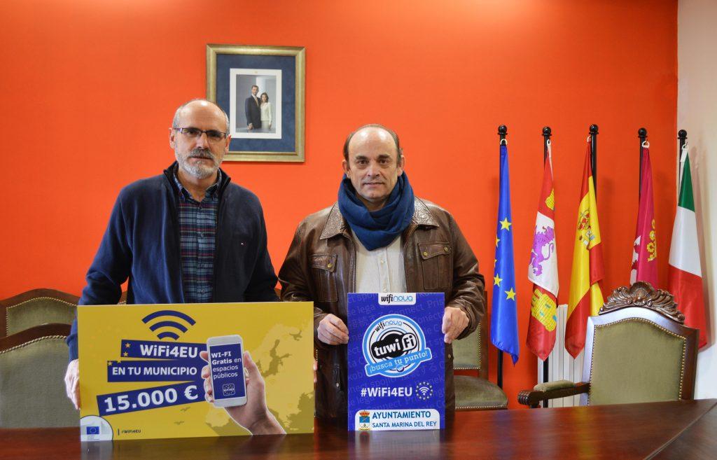 Wifi4EU Santa Marina del Rey