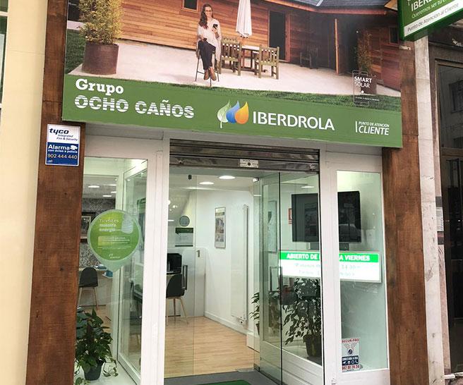 Oficina Iberdrola Benavides de Órbigo